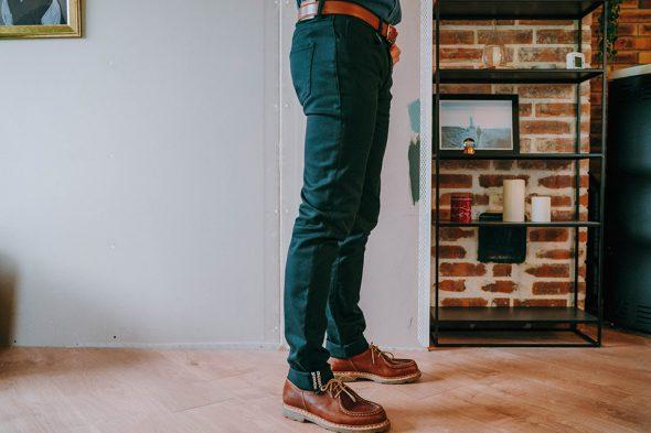Pantalon Lepantalon Porte Profil