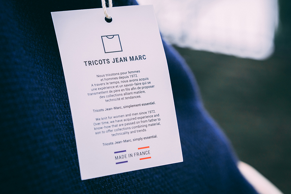 Tricots Jean-Marc Vetements