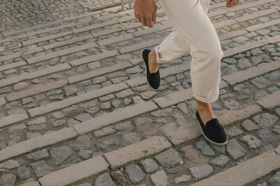 Angarde Espadrille Homme