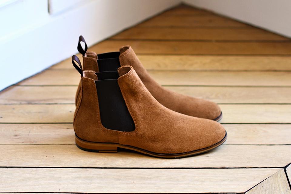 Boots Sparkes Printemps