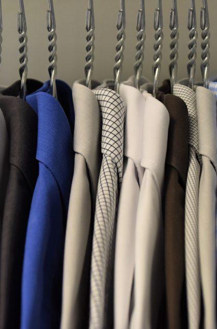 comment ranger chemises