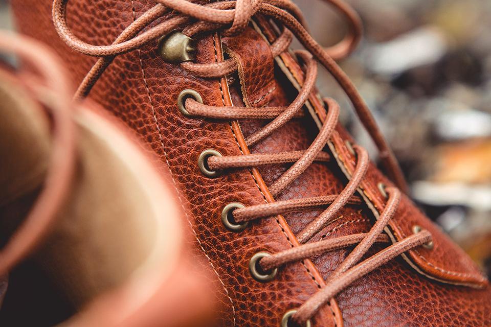 Cuir Grainé Boots