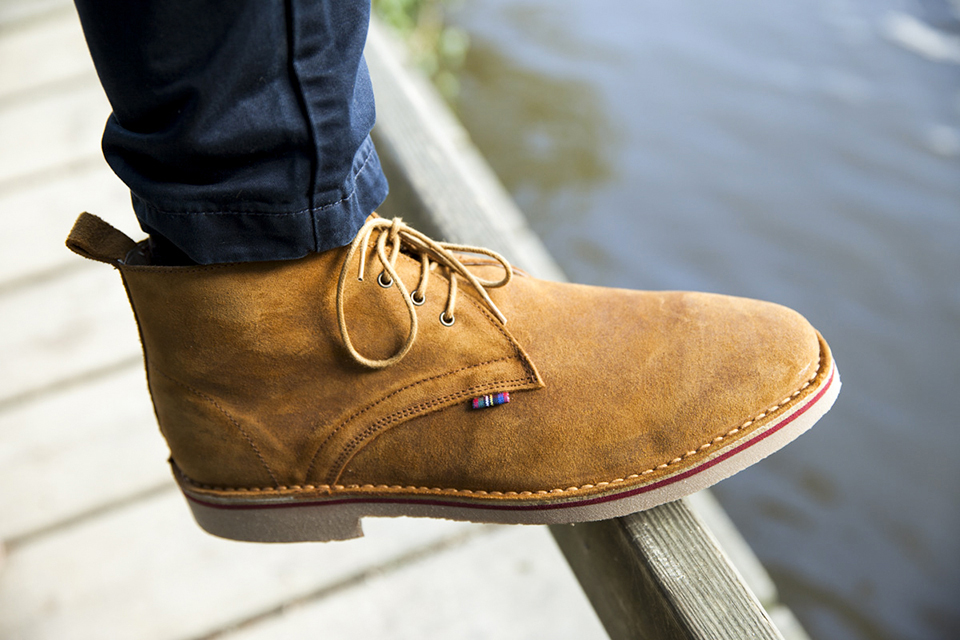 Comment Choisir Désert Boots