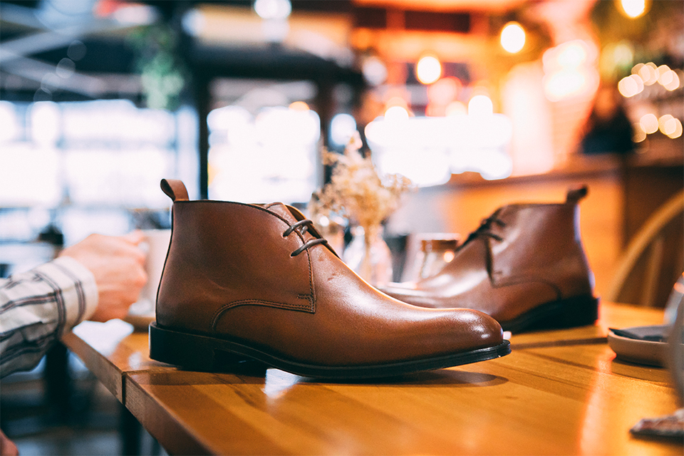 Chukka Boots Cuir