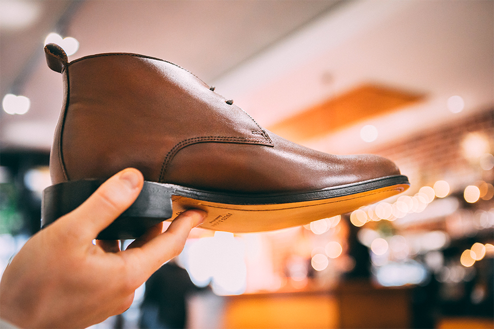 Choisir Chukka Boots