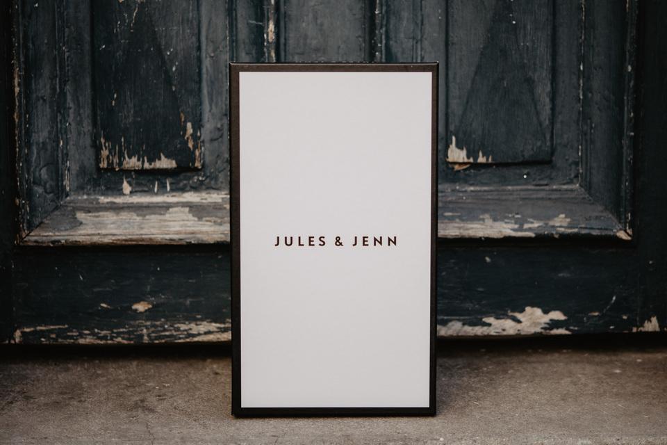 Jules Jenn Packaging