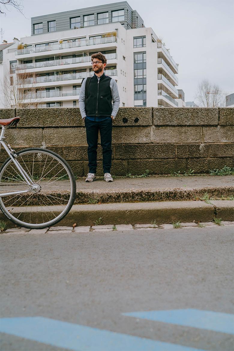 Look urbain vélo