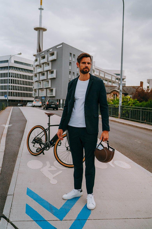 look vélo sport chic