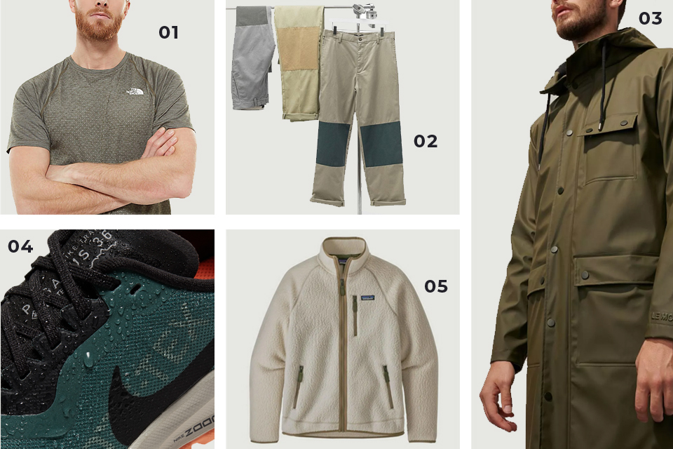 TENDANCES SS20 OUTDOOR GORPCORE SELECTION