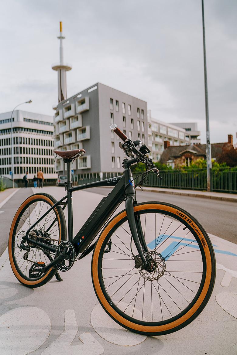 Vélo électrique Mad in France