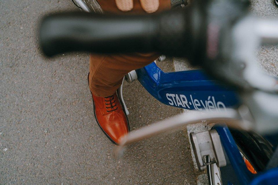 vélo rennes location