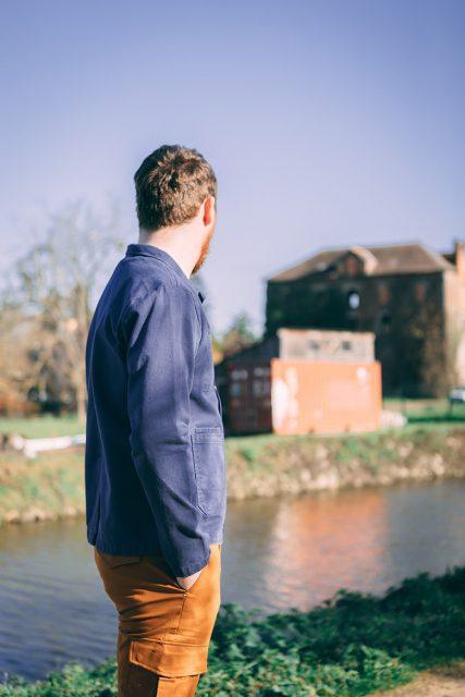 Veste Olow Artisan Portee Profil