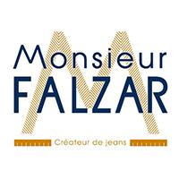 Monsieur Falzar Logo