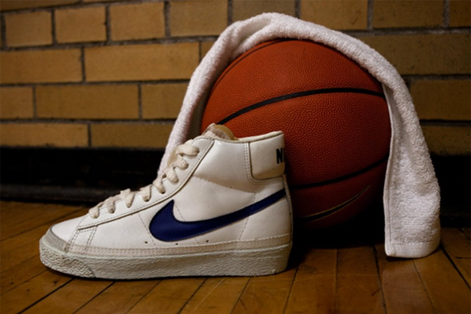 Nike blazer vintage 1972
