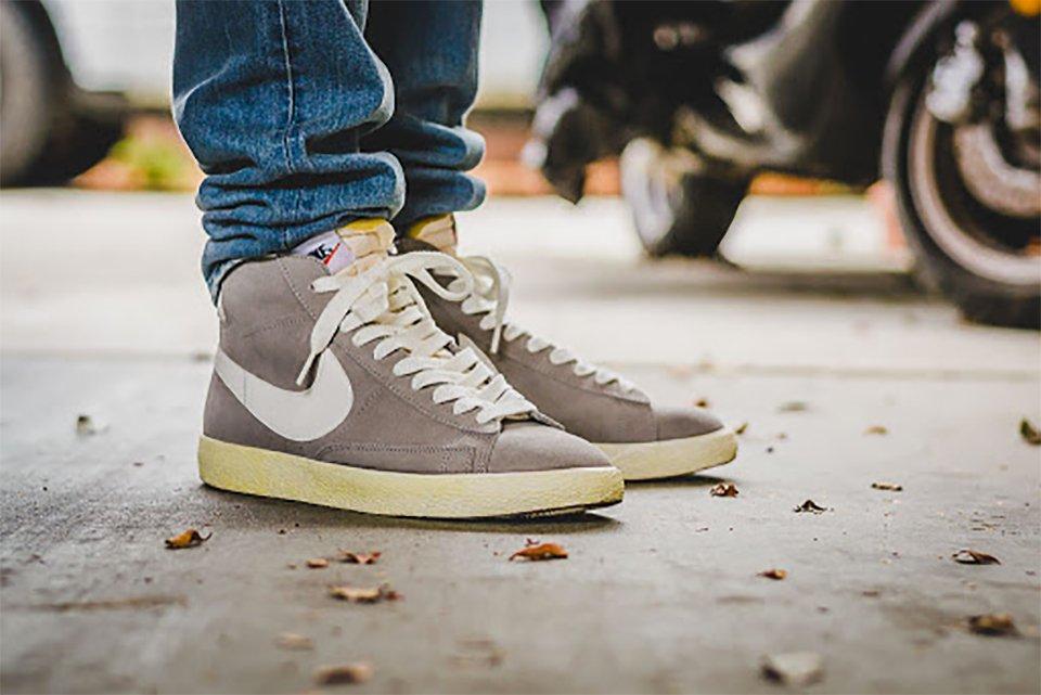 Nike blazer vintage 2014
