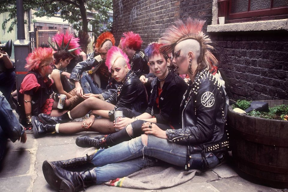 Punk Dr Martens