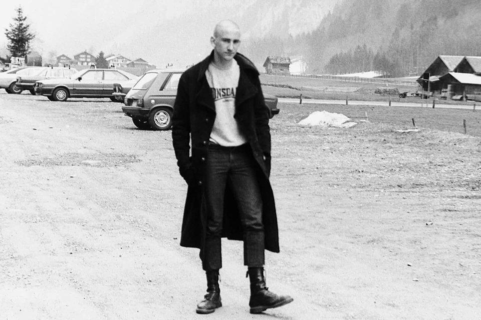 Skinhead Black Dr Martens