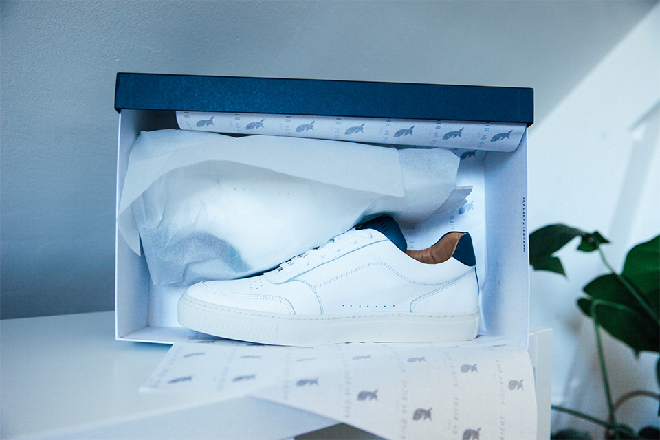 Packaging Sneakers