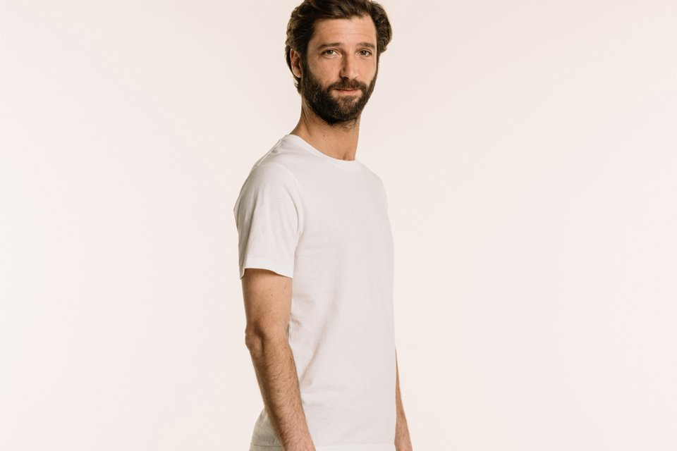T-Shirt Hast Blanc