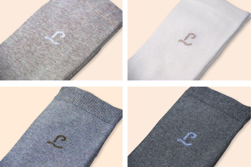 Label Chaussettes Modèle