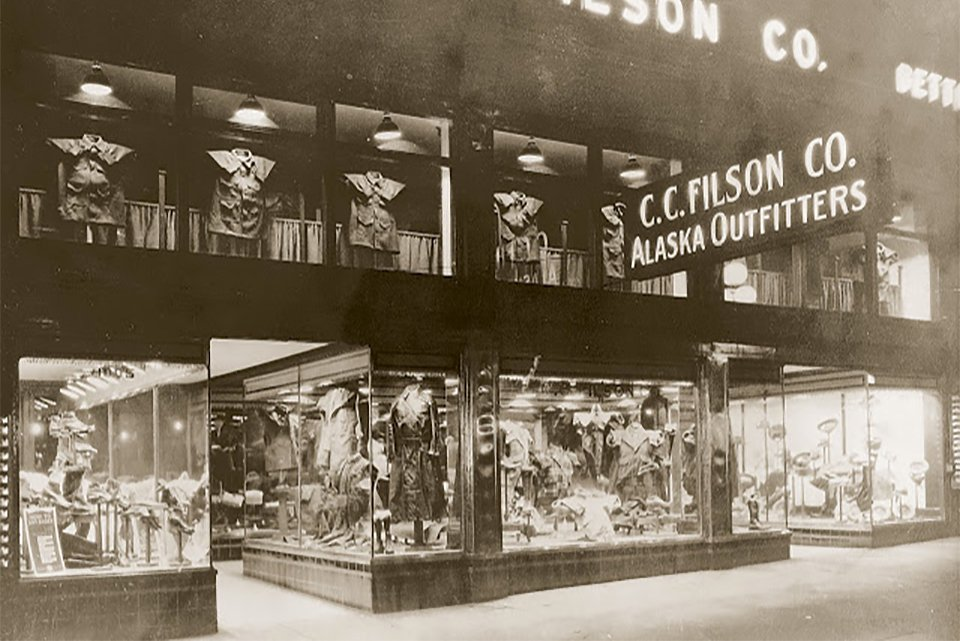 Filson shop history