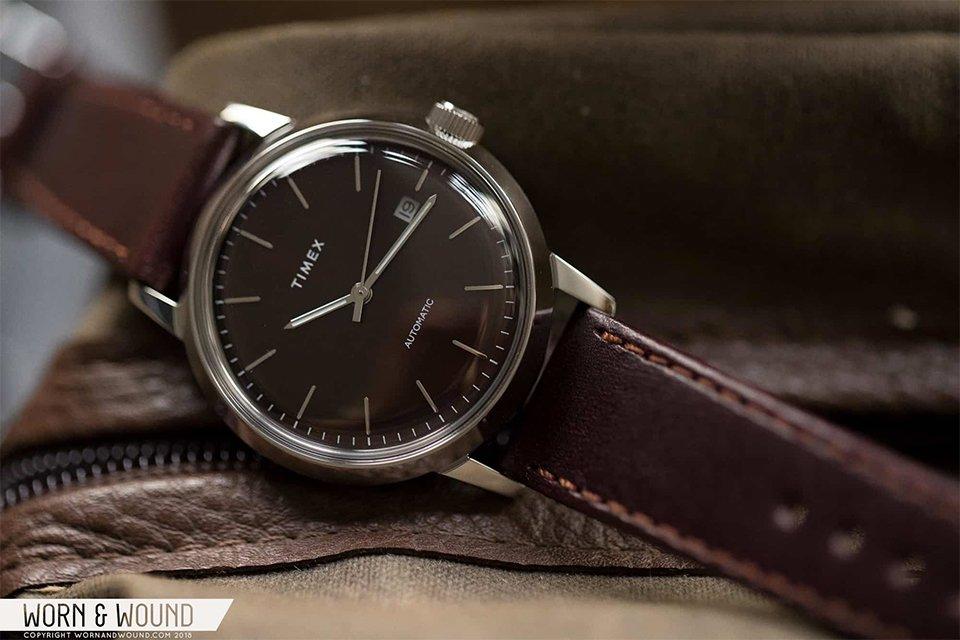 Montre Timex Marlin black