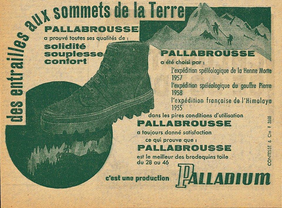 Palladium Pallabrousse
