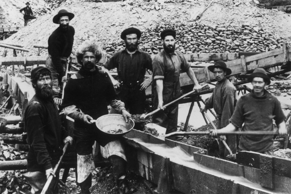 ruée vers l'or filson 1897