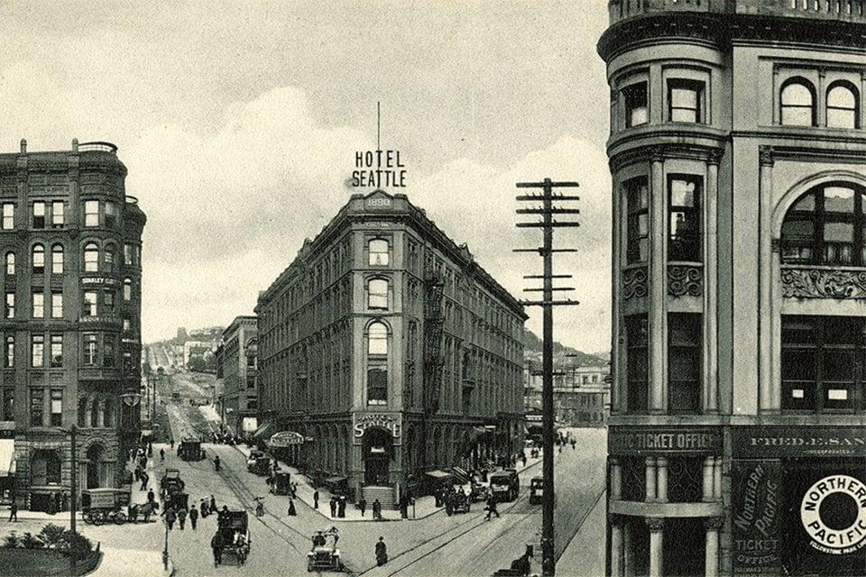 Seattle 1890 histoire filson