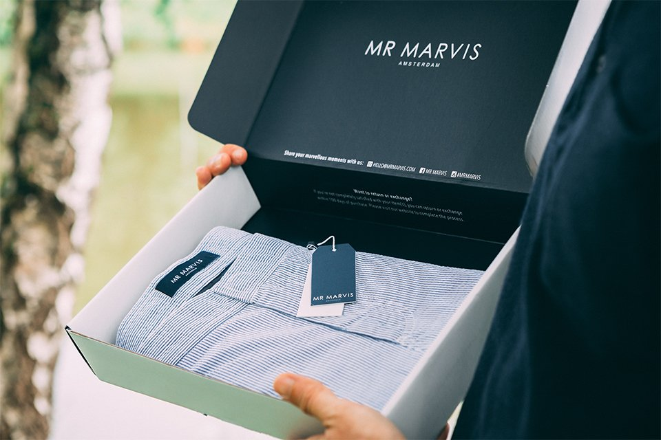 short mr marvis seersucker test avis packaging