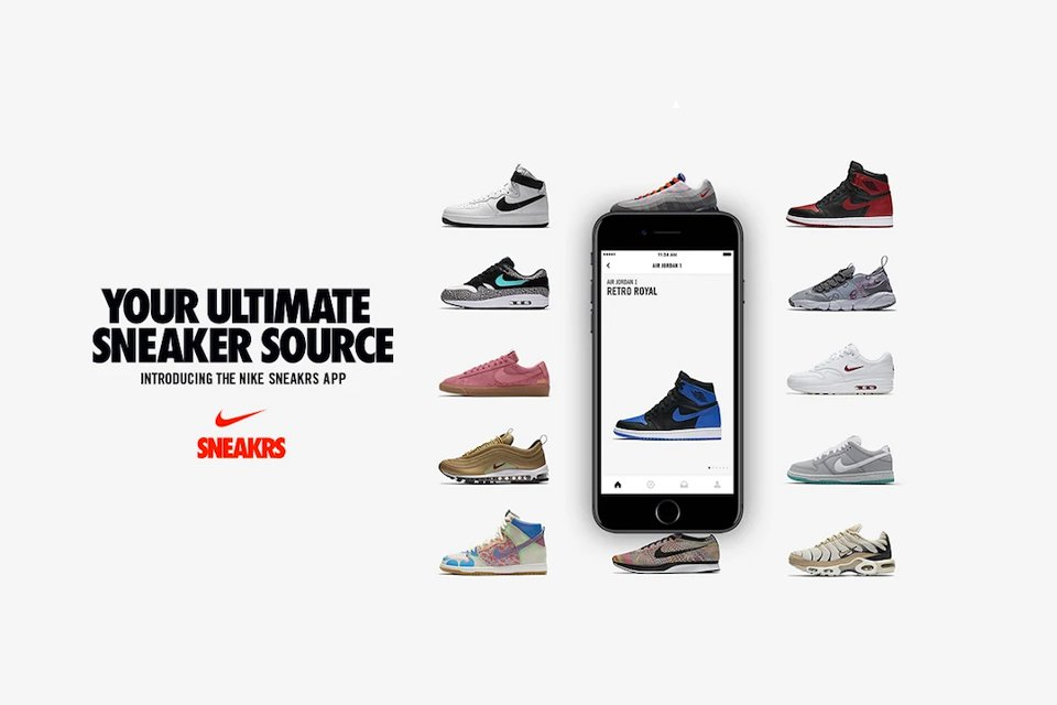 Sneakrs Application