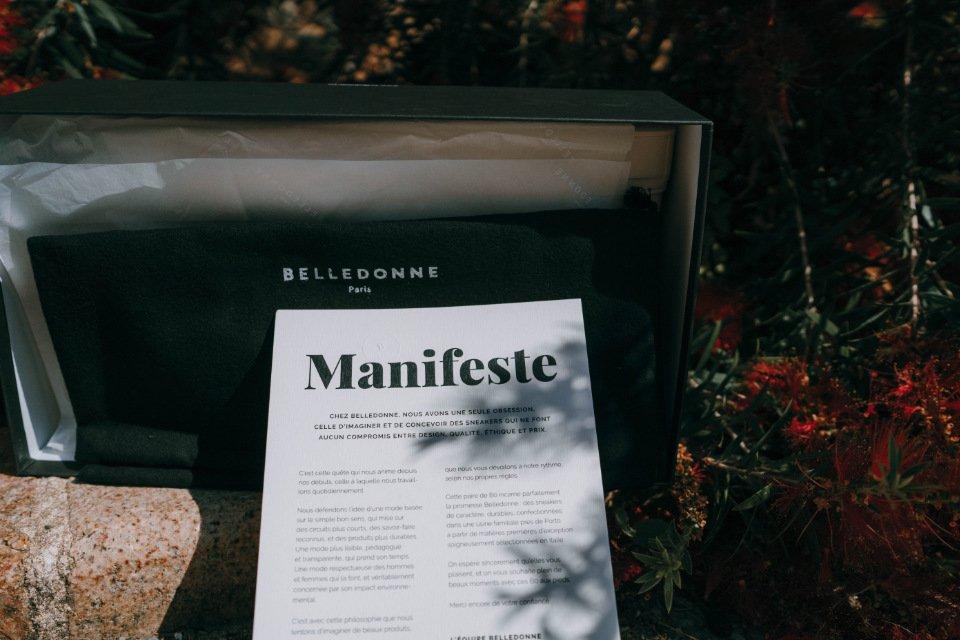 Belledonne Bo Manifeste