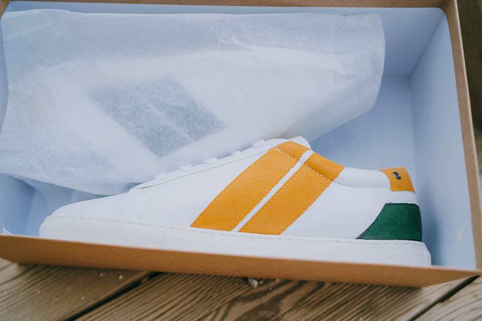 Packaging Chaussures