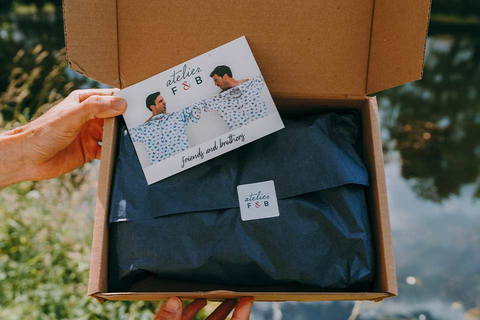 Packaging Maillot Homme