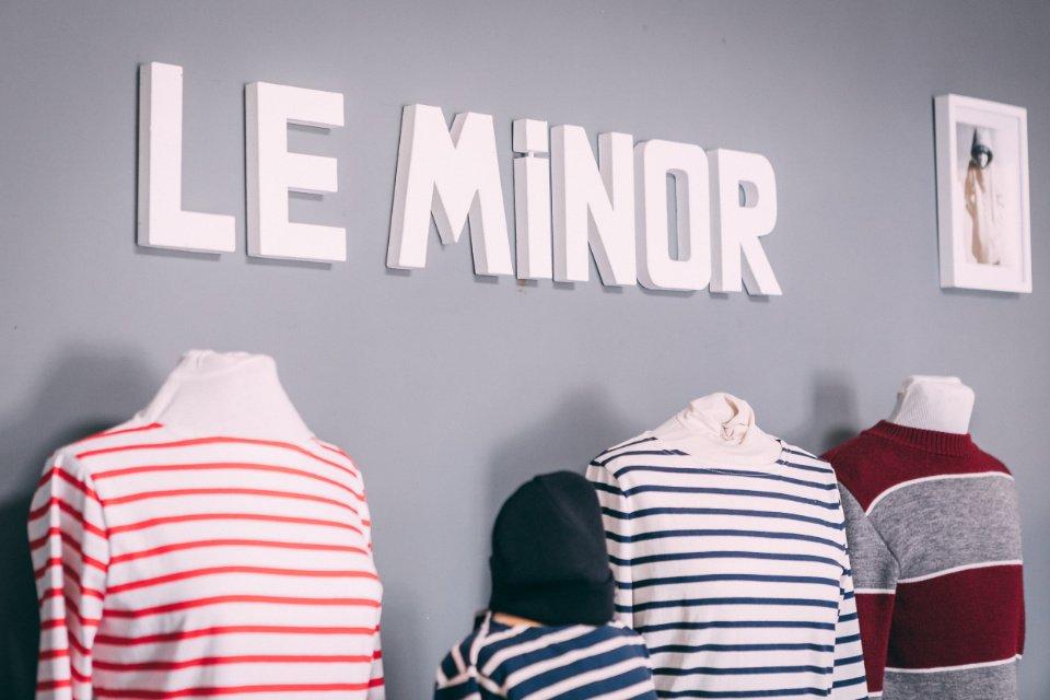 Le Minor Mur Mariniere