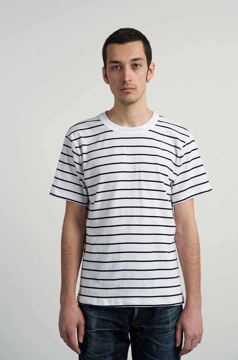 Marinière T-Shirt Épais