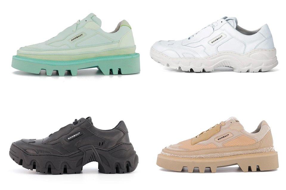 Rombault Chaussures Vegan
