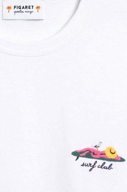 T-shirt Été Surf