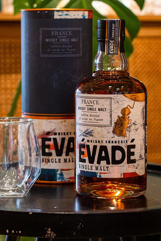 whisky evade