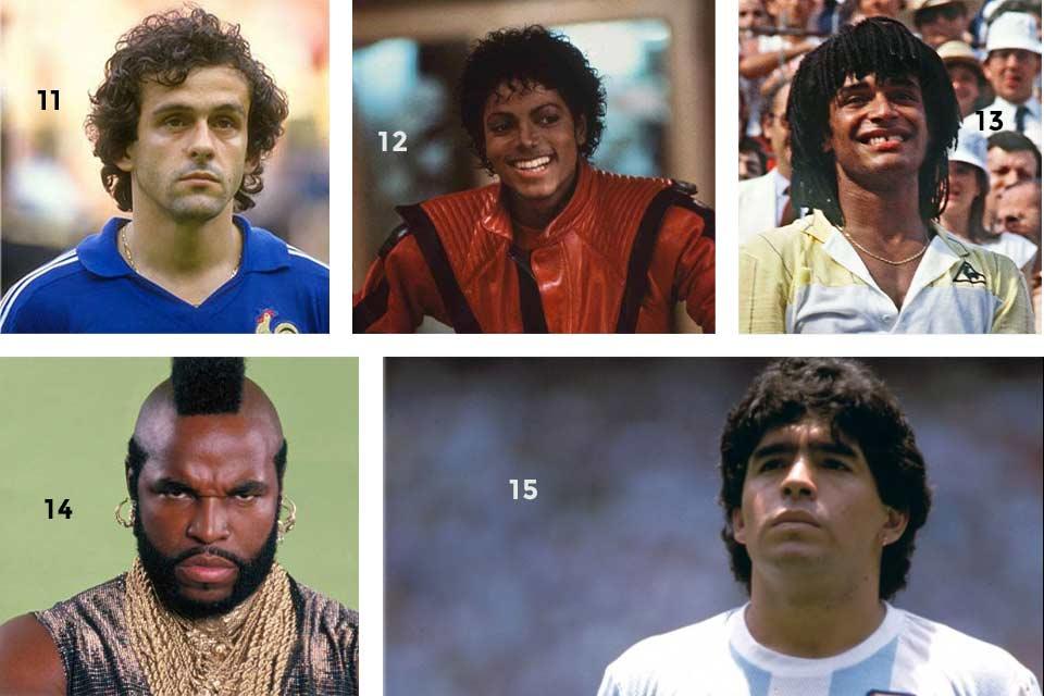 Sportifs Années 80