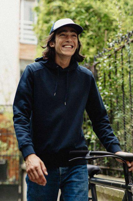 Choisir sweatshirt Homme