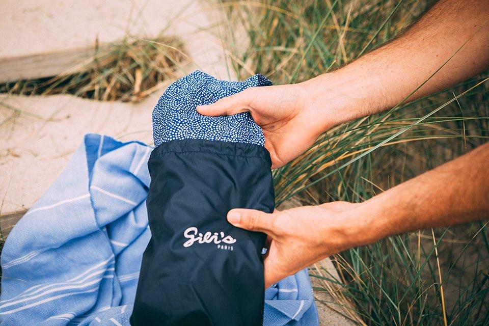 maillot bain homme gilis test avis packaging