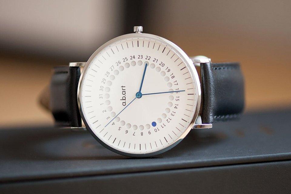 montre abart dateur