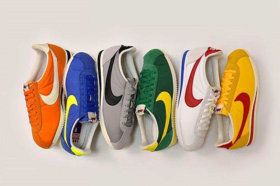 Nike cortez couleurs 70