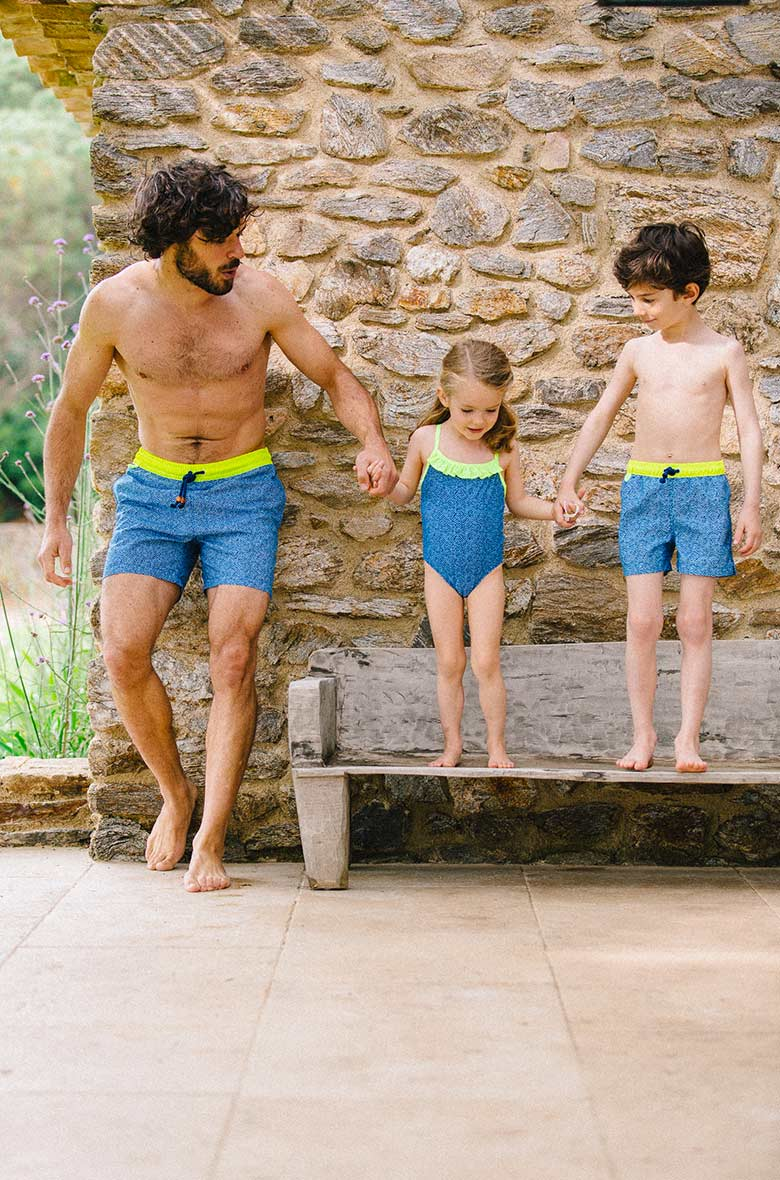 Maillots Assortis Famille