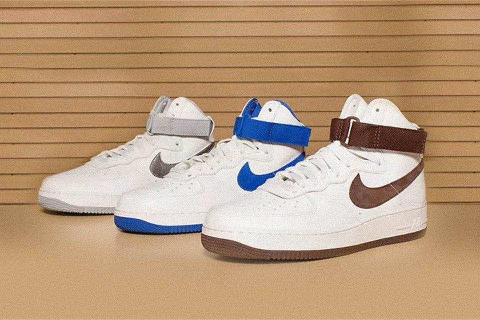 Basket Nike Air Force 1 L Histoire D Une Legende Entre Nba Et Hip Hop