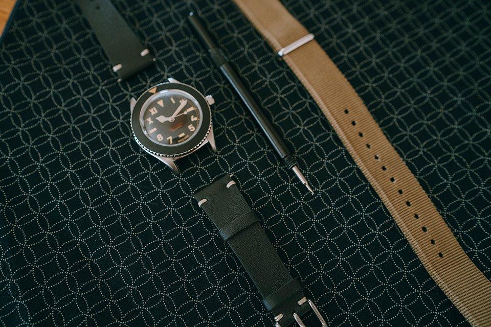changement bracelet montre conseils