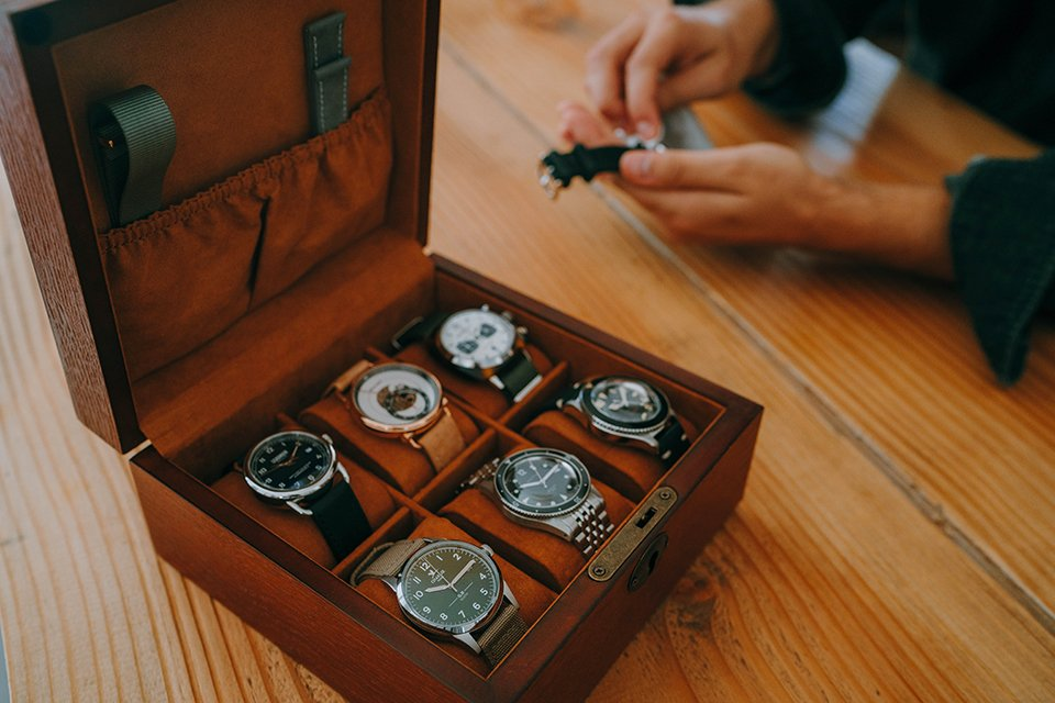 Conseils entretien montres