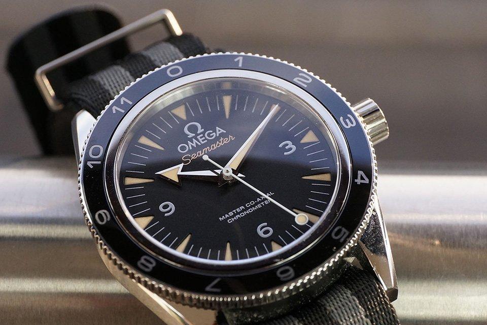 Montre omega seamaster 300