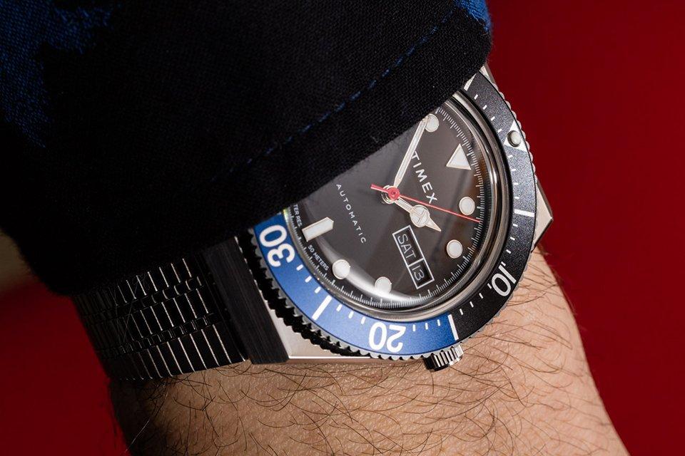 Montre Timex M79 automatique